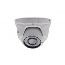 PVC-IP2L-DV4PA Купольная IP-камера 2Мп с вариофокальным объективом, аудиовходом и PoE / купить