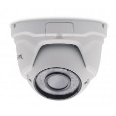 PVC-IP2M-DV4PA Купольная IP-камера 2Мп с вариофокальным объективом, аудиовходом и PoE / купить