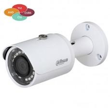 Гибридная видеокамера DH-HAC-HFW1000SP-0360B-S3 Dahua
