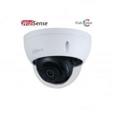 Уличная купольная IP-видеокамера Full-color с ИИ DH-IPC-HDBW3249EP-AS-NI