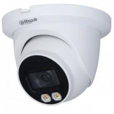 4Мп купольная видеокамера DH-IPC-HDW3449TMP-AS-LED-0280B Dahua