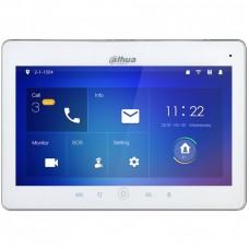 10-ти дюймовый Wi-FI монитор видеодомофона DHI-VTH5241BW Dahua