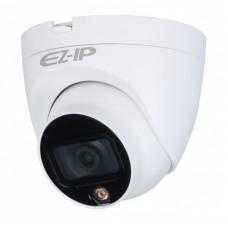 2Мп полноцветная HDCVI видеокамера Eyeball Starlight EZ-HAC-T6B20P-LED-0360B